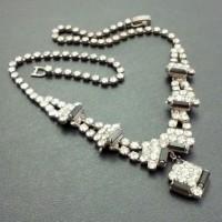 Ожерелье винтажное-1