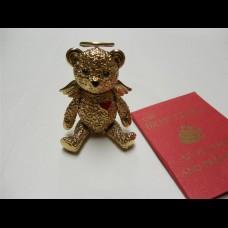 BATYA Кулон - брошь мишка