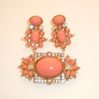 "ELIZABETH TAYLOR Комплект ""The Sea Coral Collection"""
