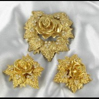 "ELIZABETH TAYLOR комплект ""Passion Flower"""