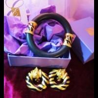 ELIZABETH TAYLOR «Зебра»   комплект