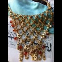 Ожерелье винтажное-2
