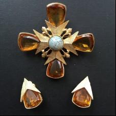 S AUTHENTICS Комплект Мальтийский крест